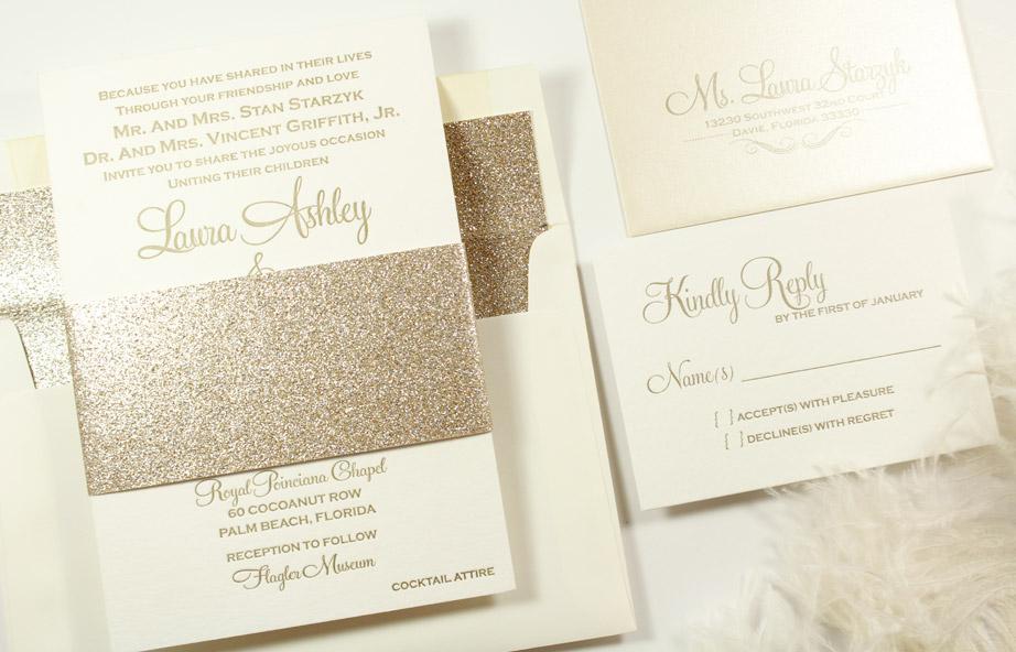 Wedding Invitations Archives | Page 3 of 4 | Danielle Behar Designs ...